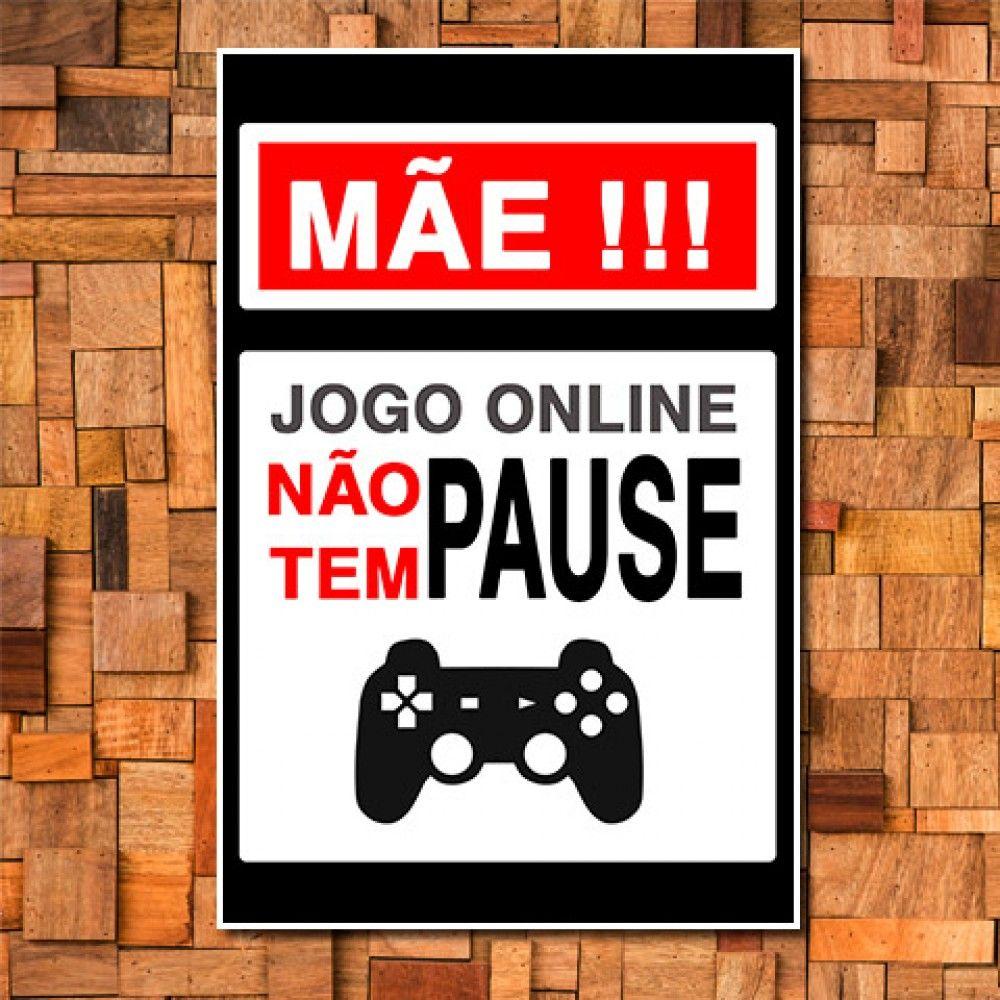 Resultado De Imagem Para Quadros Jogo Online Nao Tem Pause Jogos Online Jogos Decoracao Com Quadros