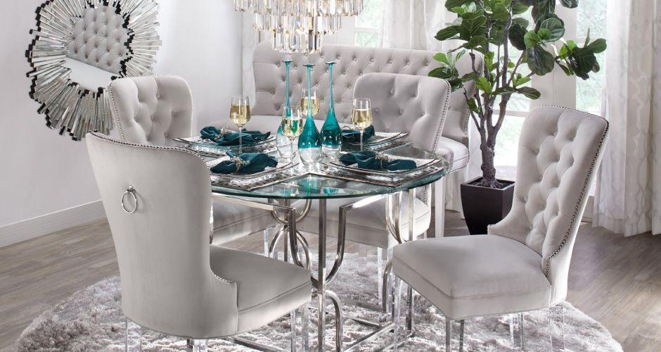 Round Dining Room Luxury, Z Gallerie Dining Room Ideas