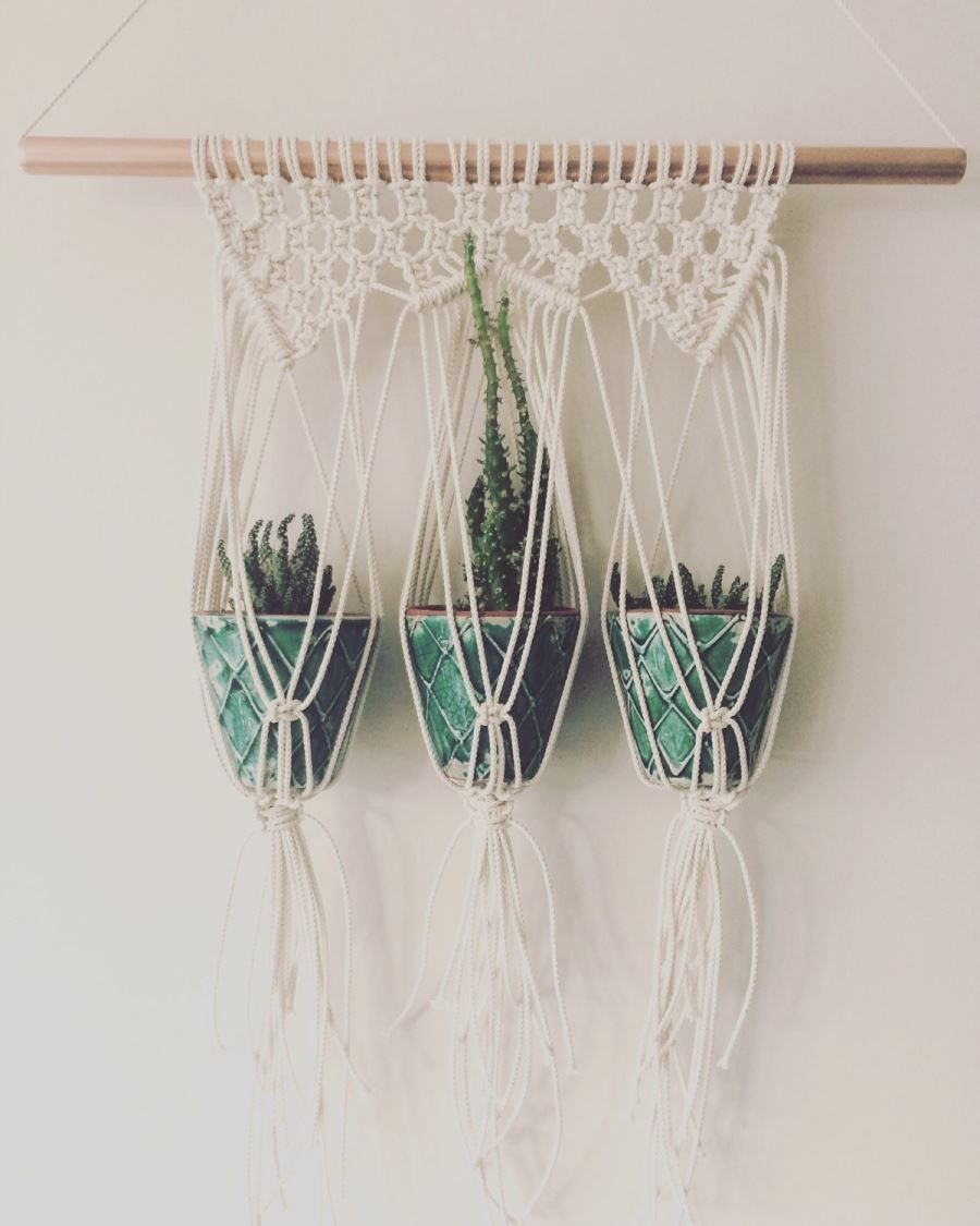 Wall Hangings Etsy wall hangings with modern style | macrame plant hangers, plant
