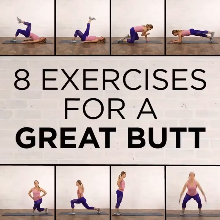 Photo of 9 butt exercises that are better than squats – ƒιтηєѕѕ – #als #besser …