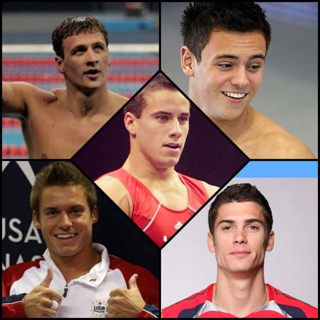 jake dalton sam mikulak tom daley matt anderson and