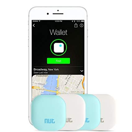 Antiloss Bluetooth tracker, Key Finder, Phone Finder to