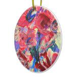 Abstract Floral Art Ornament  Abstract Floral Art Ornament  $16.35  by ArtAqua  . More Designs http://bit.ly/2fwNuVk #zazzle