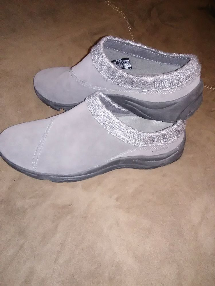 Vionic Arbor Women/'s Water-Resistant Clogs Grey
