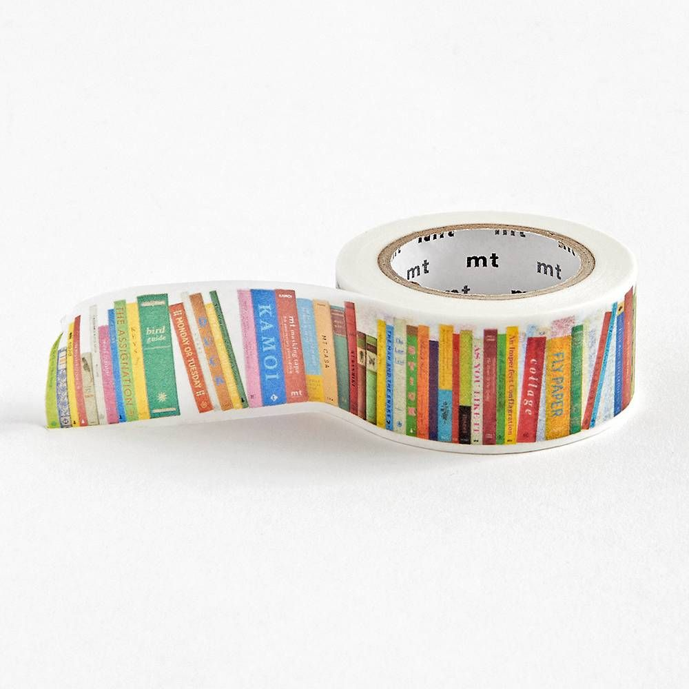 Book Washi Tape Craft Paper Source Washi Tape Crafts Tape Crafts Planner Decorating