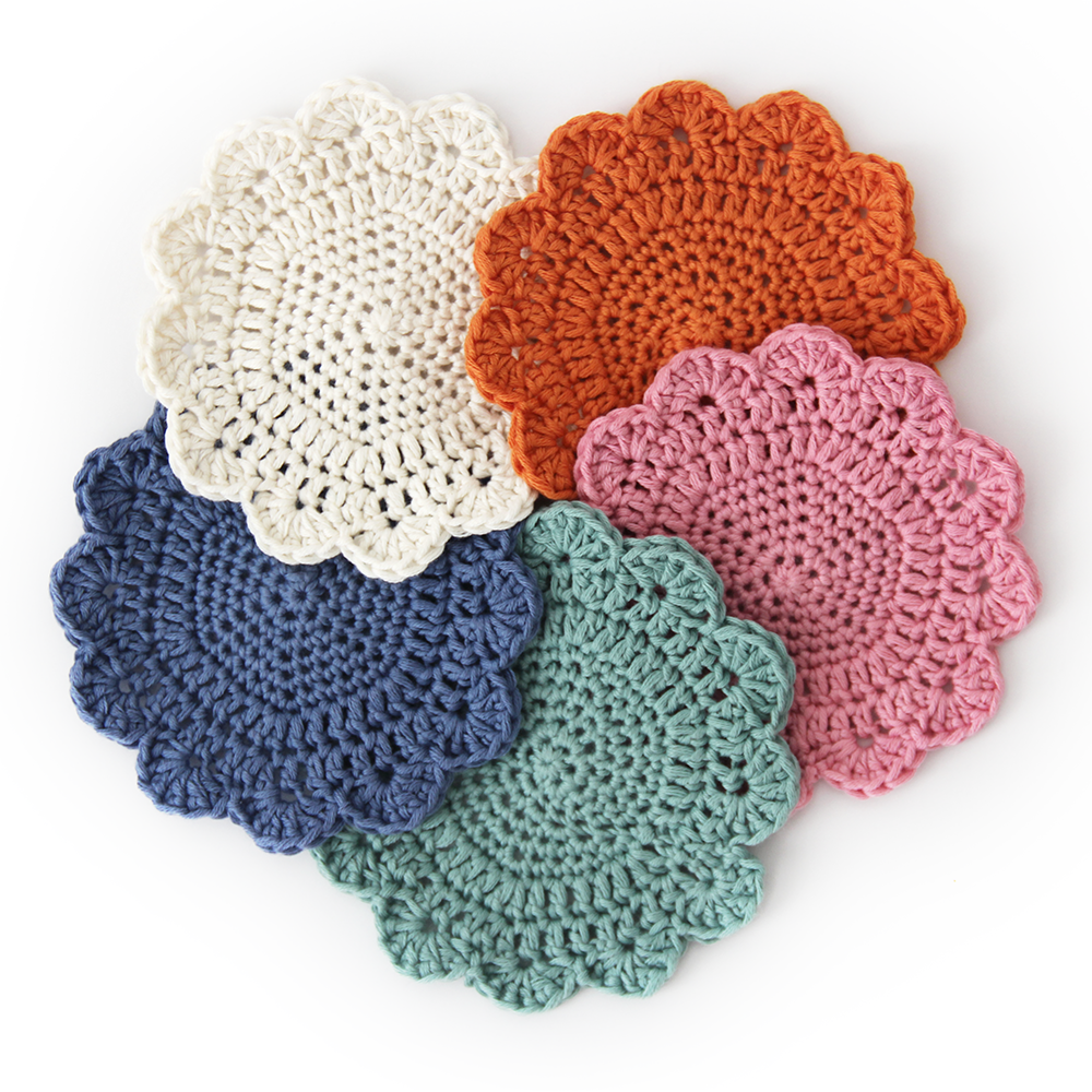 Free flower crochet coaster pattern super simple us terms this free flower crochet coaster pattern super simple us terms this is the perfect bankloansurffo Images