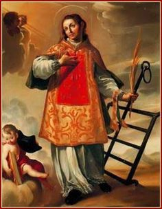 Feast of Saint Lawrence, deacon and martyr