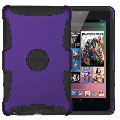 Google Nexus 7 case ideas for elementary schools - Seidio ACTIVE Case with Multi-Purpose Cover for Google Nexus 7