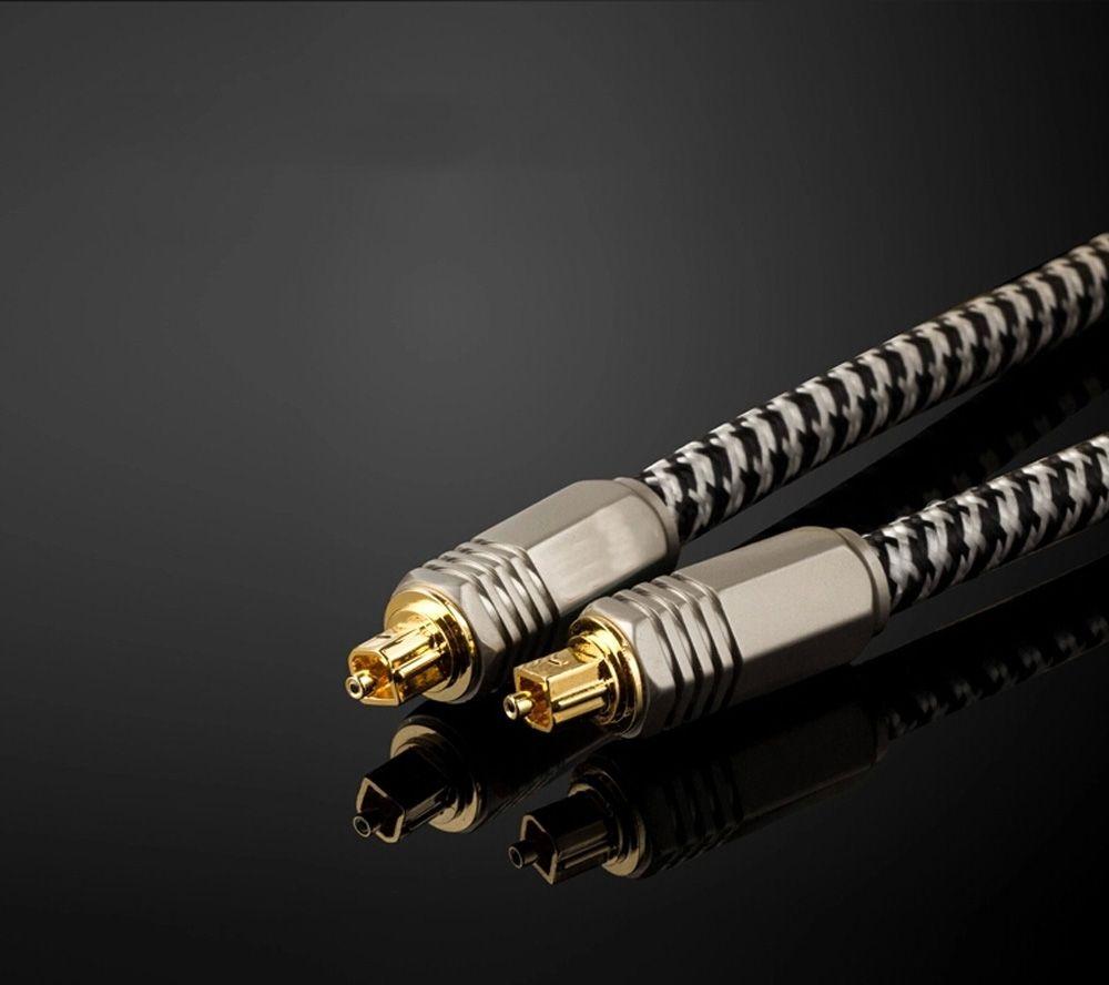 GoSo Enthusiast High Quality HIFI Toslink Fiber Optic Digital ...