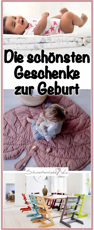 baby die sch nsten geschenke zur geburt baby geburt erstes baby und sch ne geschenke. Black Bedroom Furniture Sets. Home Design Ideas