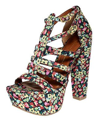 Jessica Simpson Fawnna Platform Sandals