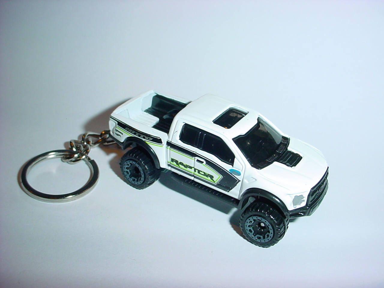 3D 2015 Ford F150 Raptor truck custom keychain by Brian