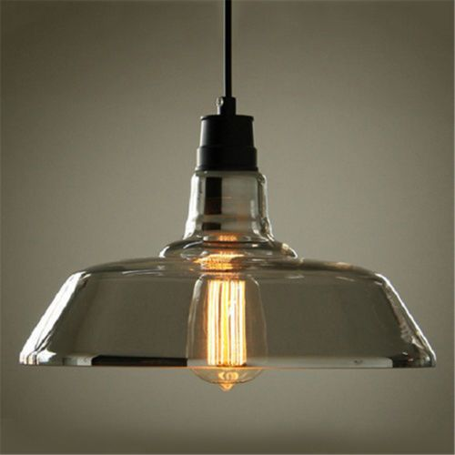 Edison Bulb Light Industrial Pendant Ceiling Lamp Fixtures