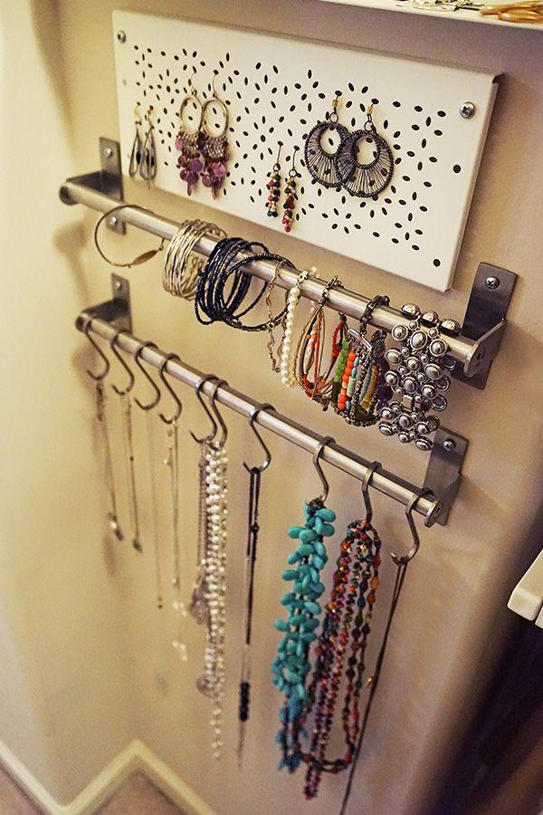 Variera Shelf Insert White 12 5 8x5 1 8x6 1 4 Jewellery