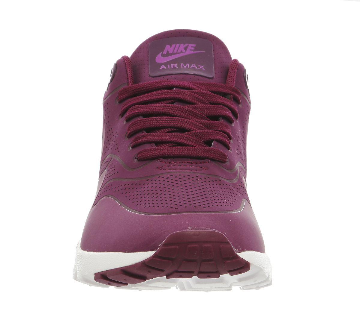 50015b7df Nike Air Max 1 Ultra Moire (l) Mulberry Purple