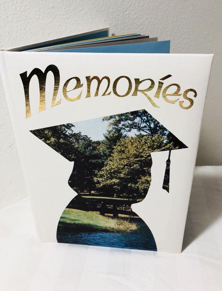 Vintage Balfour High School Graduation Memories Book 80\'s 90\'s ...