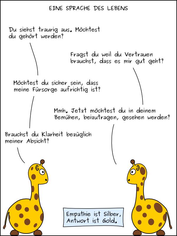Bild Pseudogiraffensprache | Deutsch verstehen lehren ...