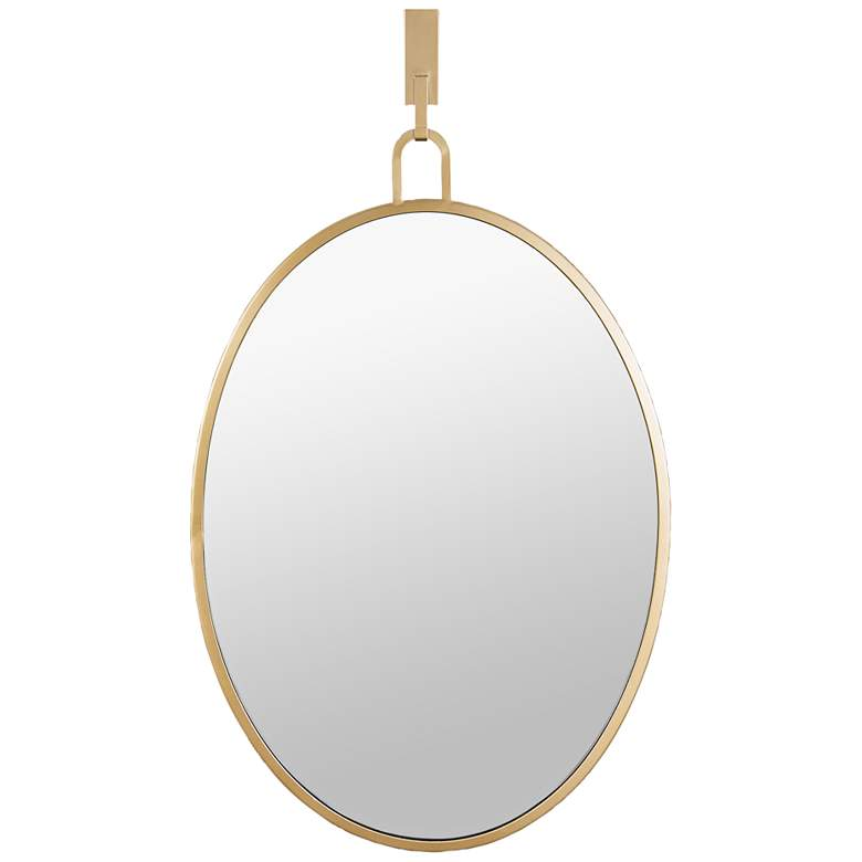 Stopwatch Gold 22 X 30 Oval Wall Mirror 69f37 Lamps Plus Oval Wall Mirror Mirror Wall Mirror