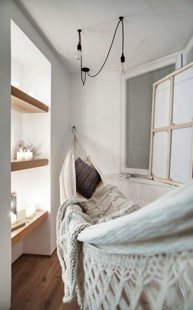 Ecken in der Wohnung gemütlich gestalten | Wohnen - Wandgestaltung ...