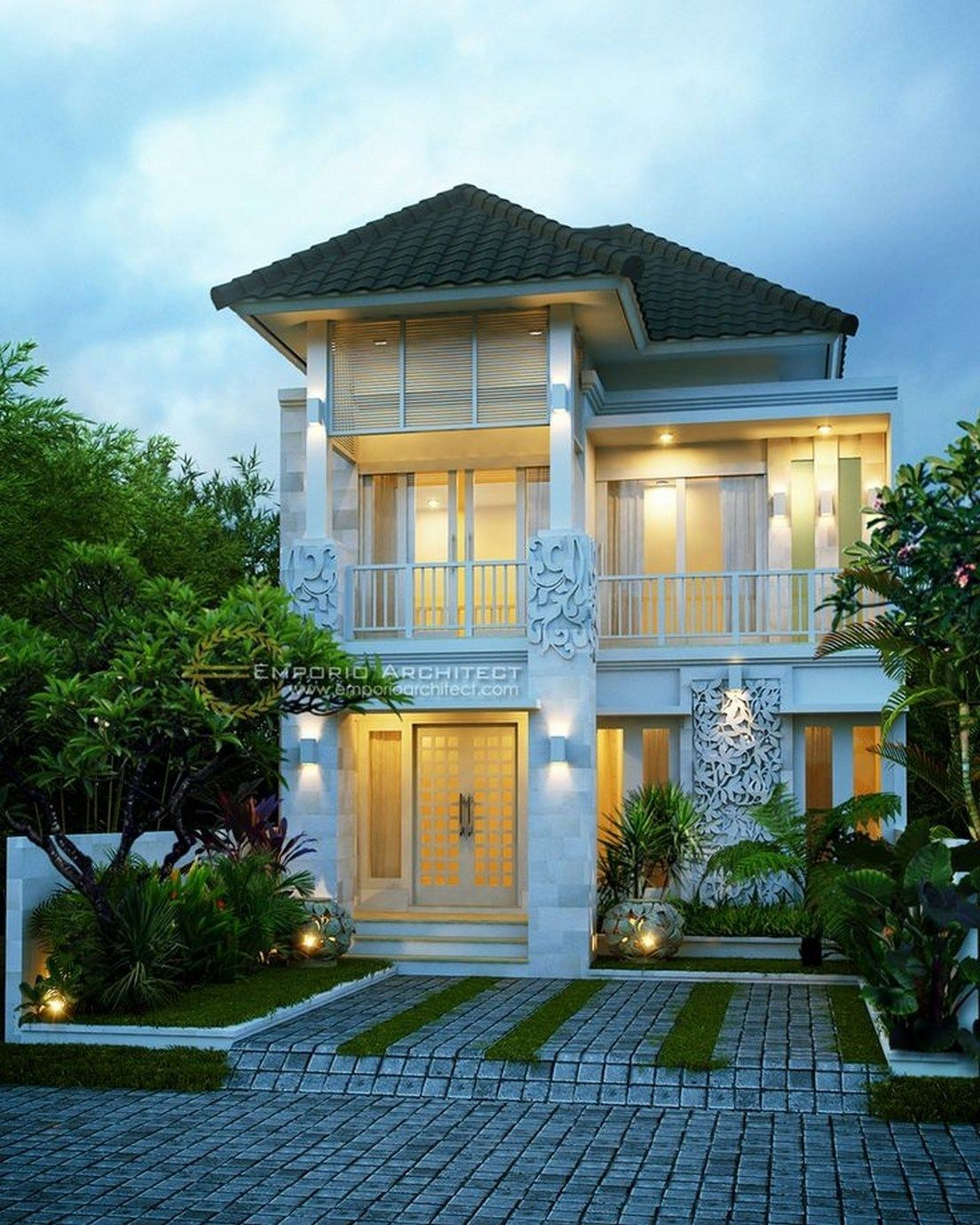 Home Design Ideas Front: 43 The Most Unique Modern Home Design In The World 2019 4
