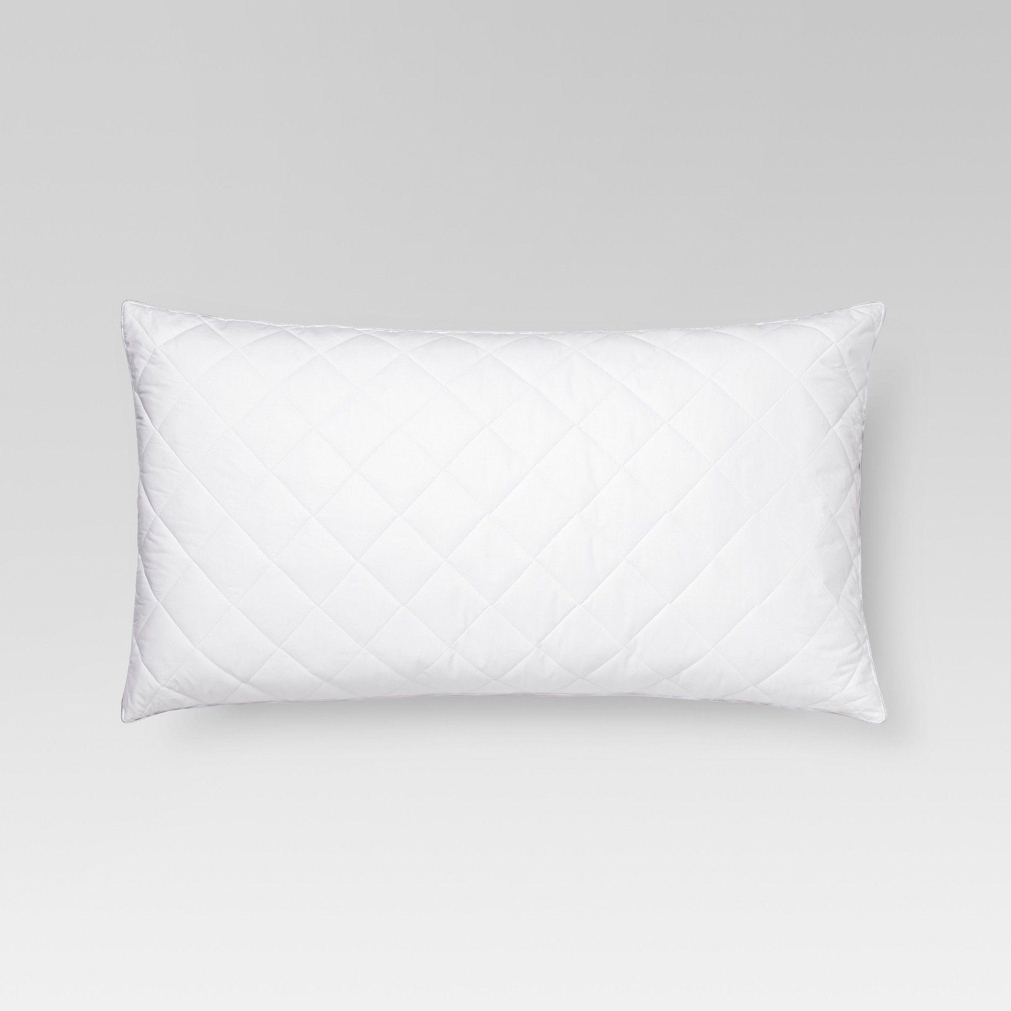 Memory Foam Cluster Pillow Standard Queen White Threshold