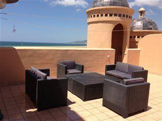 Penthouse til leje i #Tarifa (Playa de los Lances) 3 værelser 150 meter til stranden. Feriebolig-Spanien.dk/18665 #feriebolig #Spanien #Tarifa