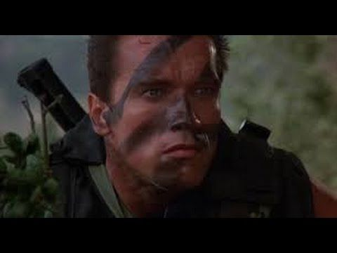 best action film all time l commando 1985 l arnold
