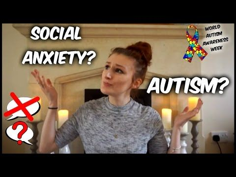 Autism Or Social Anxiety Waaw Invisible I Youtube