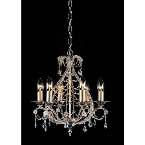 non electric chandelier idea