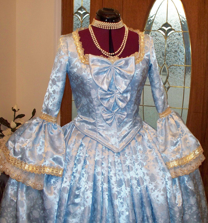 Marie Antoinette Dress,Marie Antoinette Costume,Marie Antoinette ...