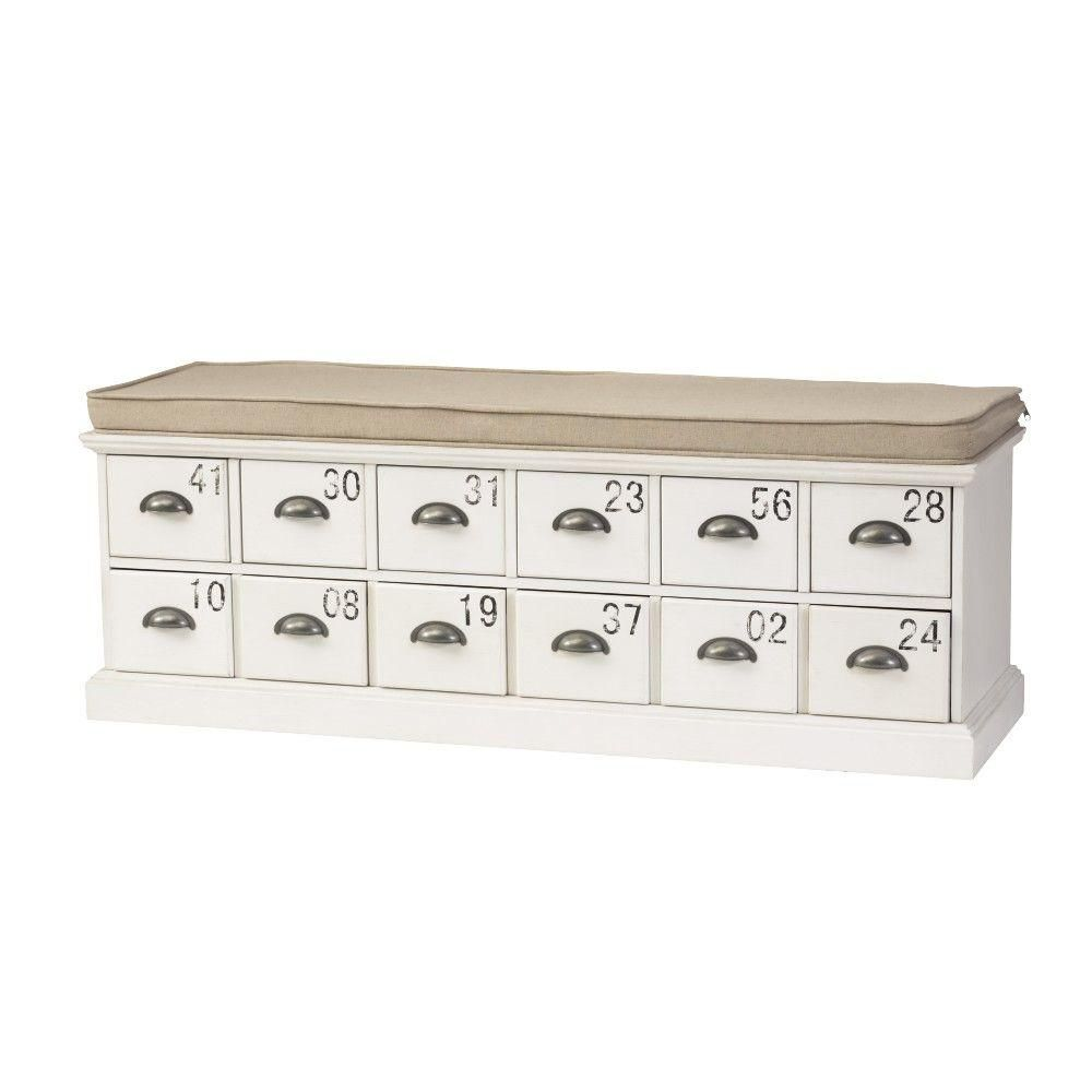 Home Decorators Collection Corollary 12 Drawers Antique