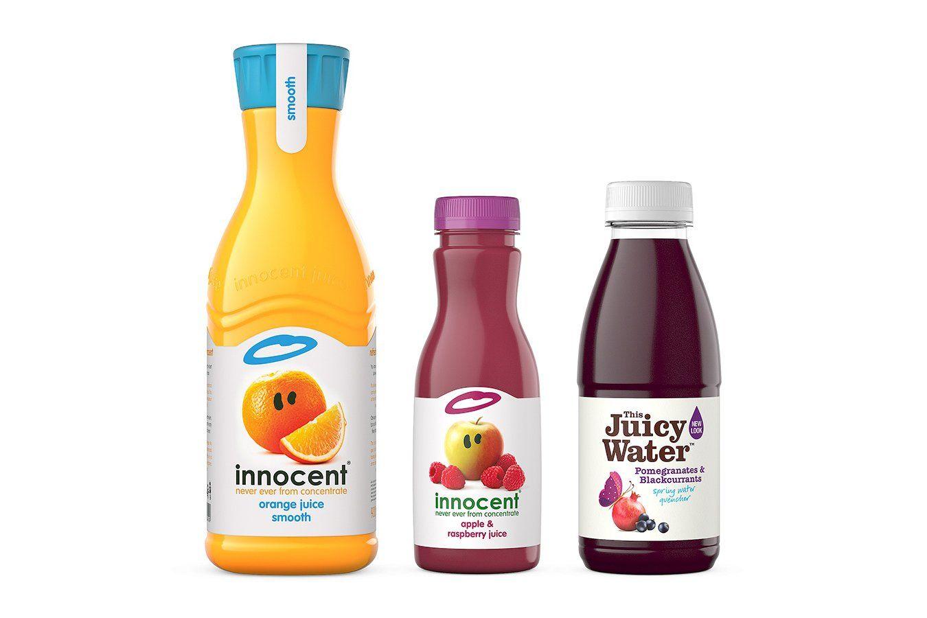 Juices 3d model (With images) Juice, Bottle design