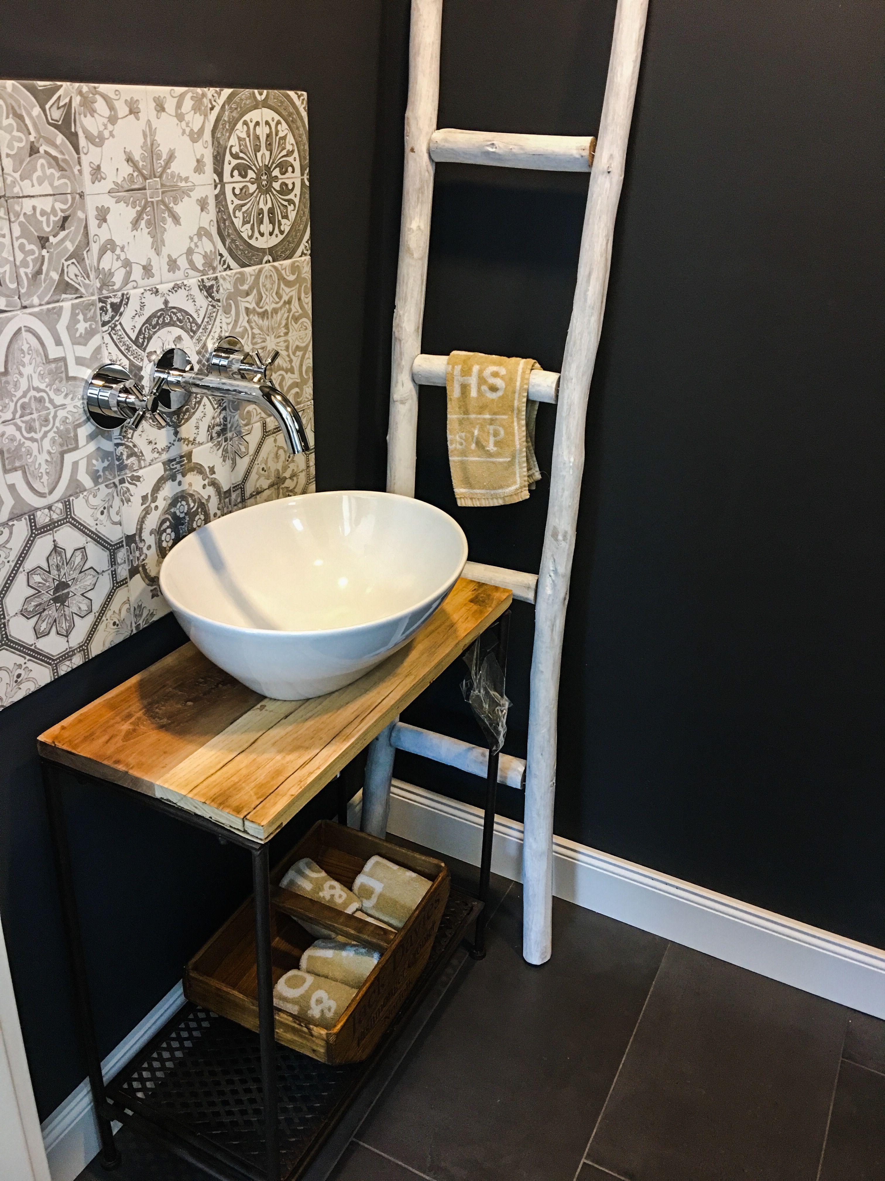 Gäste WC, Style, Bad, Denkmal, antrazith   Bad oeynhausen, Baden ...