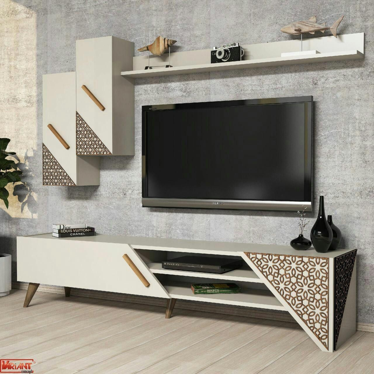 Beril Tvwallmountbedroompotterybarn Wall Tv Unit Design Living Room Tv Unit Designs Modern Tv Wall Units