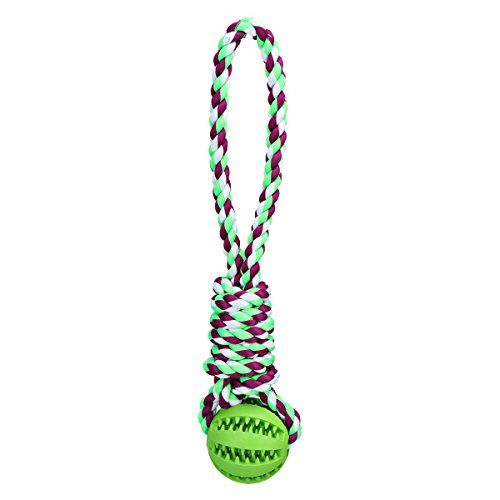 Dog Rope Toys Tailmate Dog Chew Rope Toys With Natural Rubber