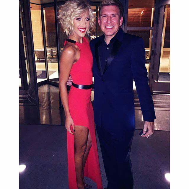 Pin By Tsr Services Trendy On Hairstyles To Try: Todd Chrisley With Daughter Savannah Chrisley