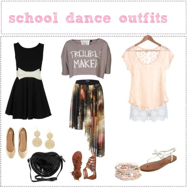 Outfits for a school dance in middle school - Google Search | Clothes | Pinterest | School ...