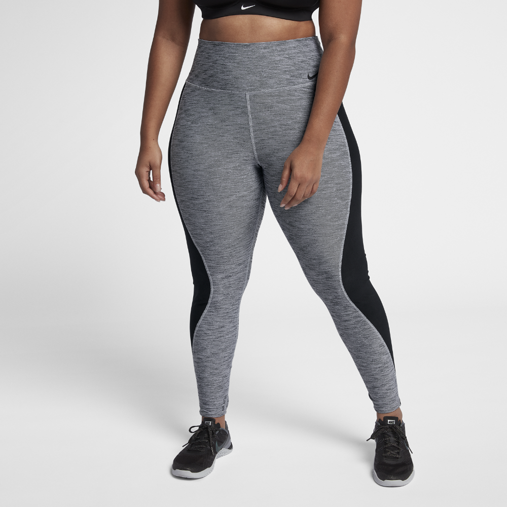 7e516102497cb Nike Power Legend (Plus Size) Women's Training Tights Size 1X (Black ...