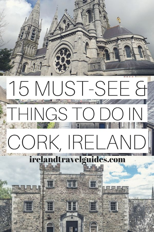 15 Things To Do In Cork City, Ireland - Ireland Travel Guides