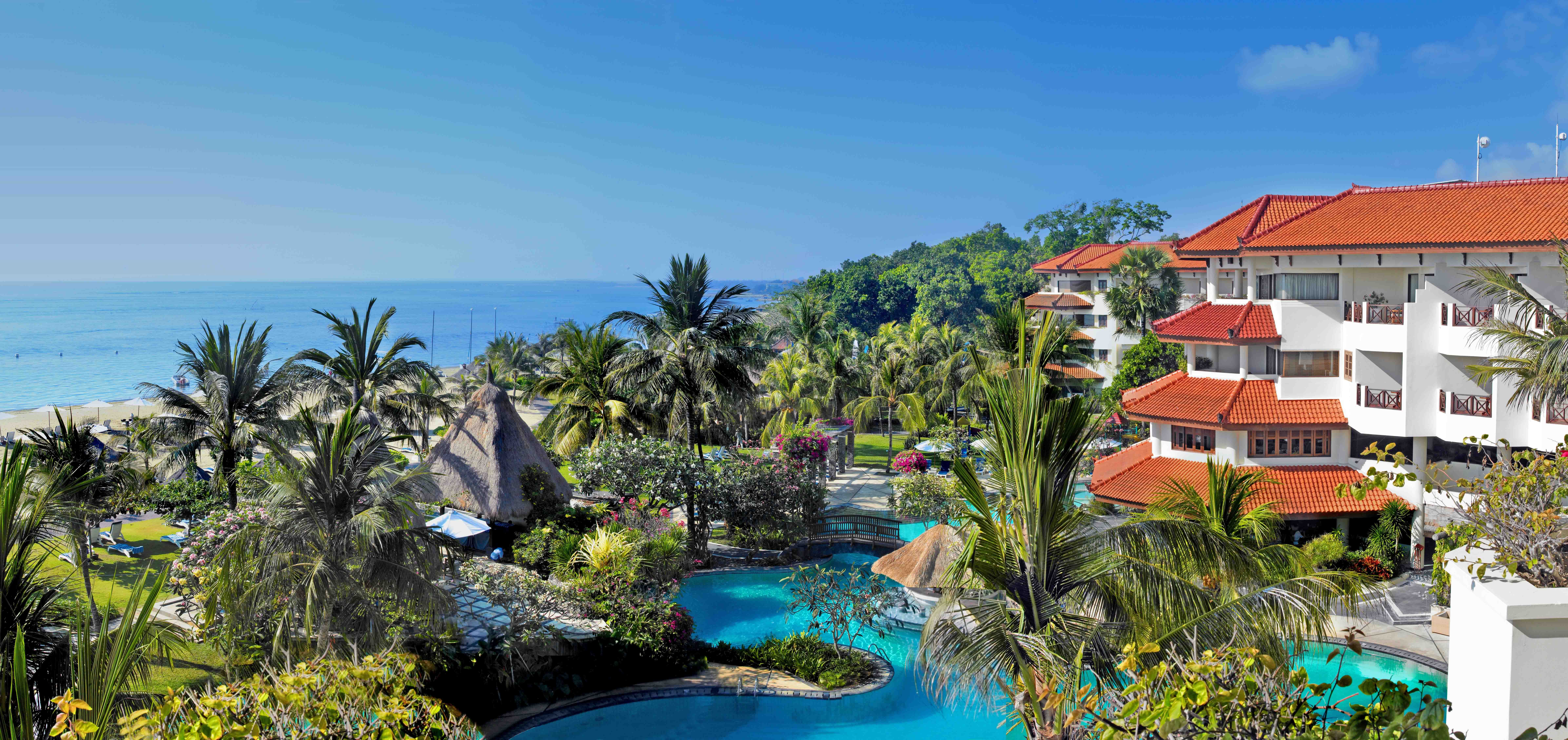 Grand Mirage Resort and Thalasso Bali  All inclusive
