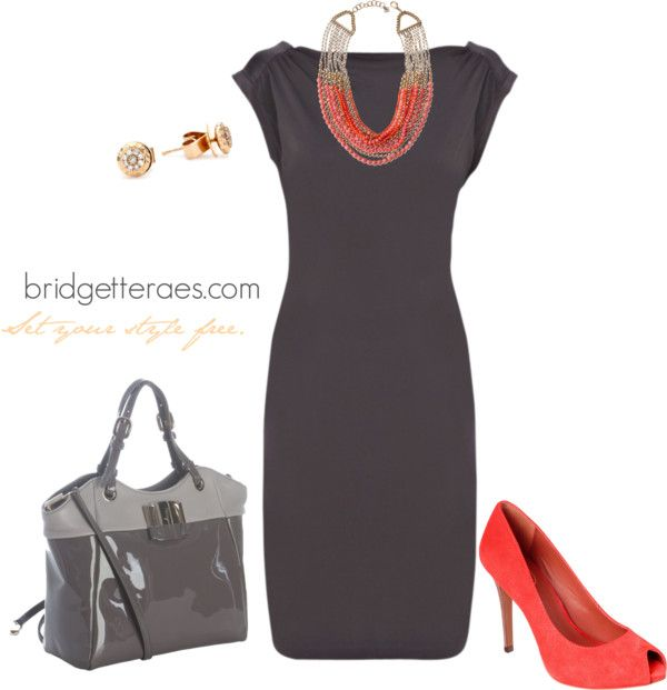 """Coral Shoes"" by bridgetteraes on Polyvore"
