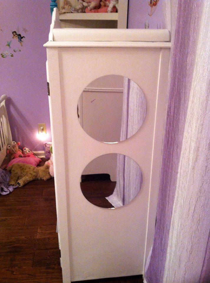 Little girl's dress up armoire | Little girl dress up ...