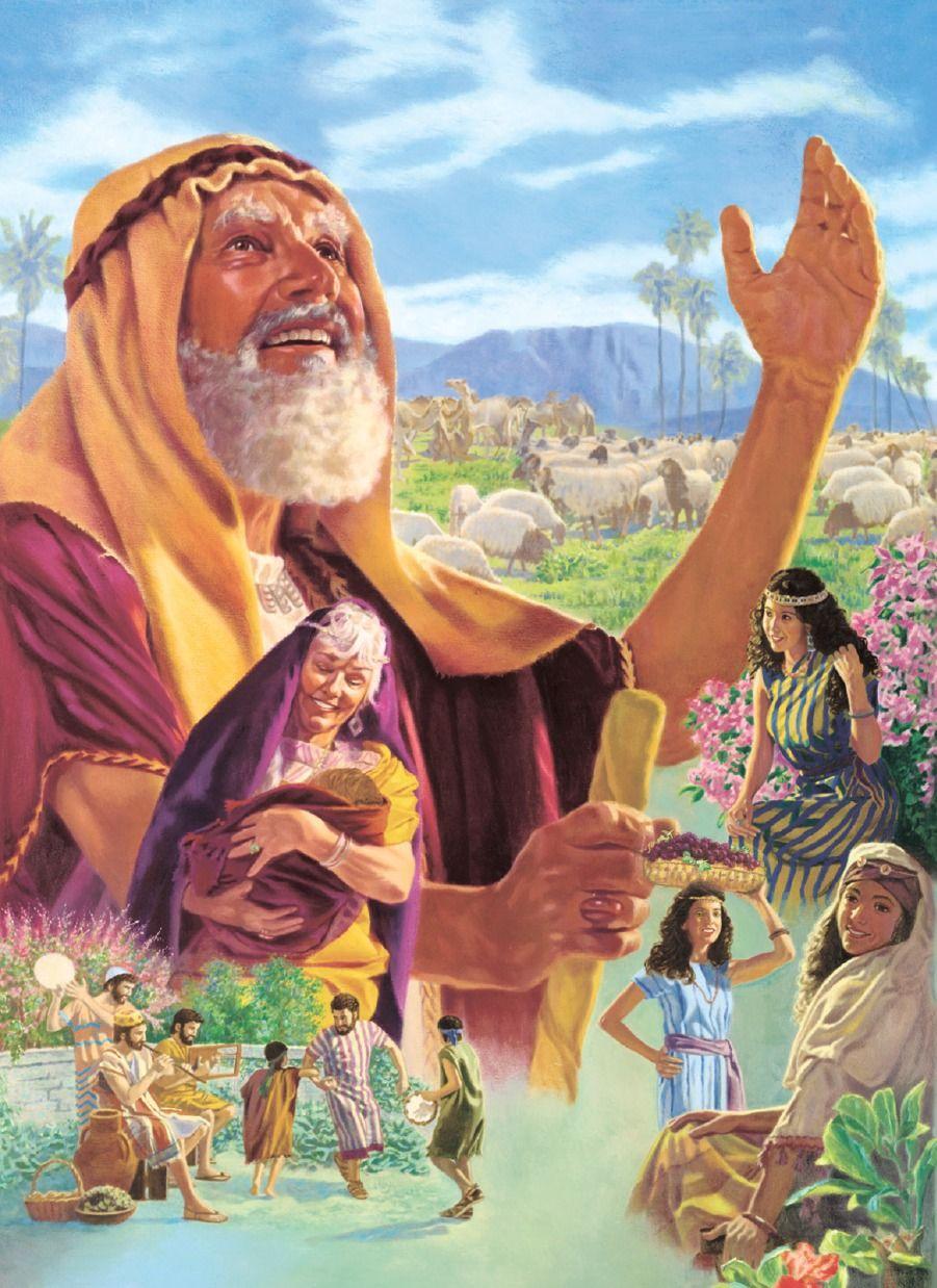 Cómo ser amigo de Dios (Santiago 223) Biblia imagen