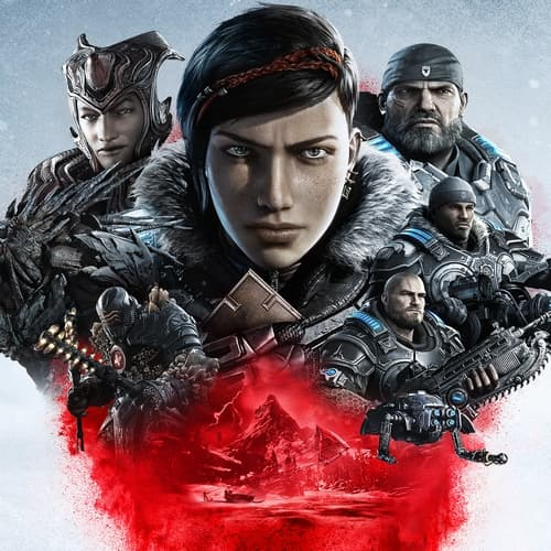 Gears 5 Original Game Soundtrack Gears5 Gearsofwar Soundtrack Xbox Ps4 Ost Videogame Gears Of War Xbox One Gears