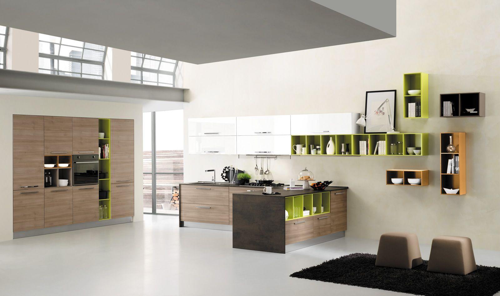 1-Mobilturi-Gaia_comp01-copia.jpg (1600×947) | kitchen | Pinterest ...