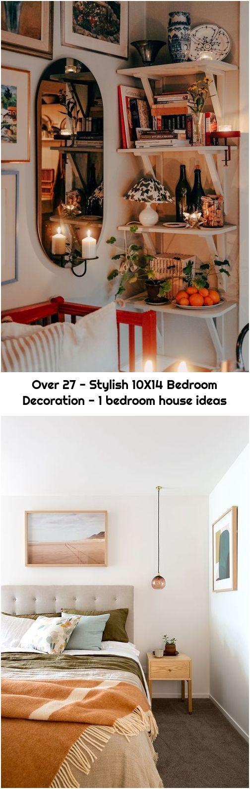 Over 27 Stylish 10x14 Bedroom Decoration 1 Bedroom House Ideas Bedroom Decor 1 Bedroom House Decor