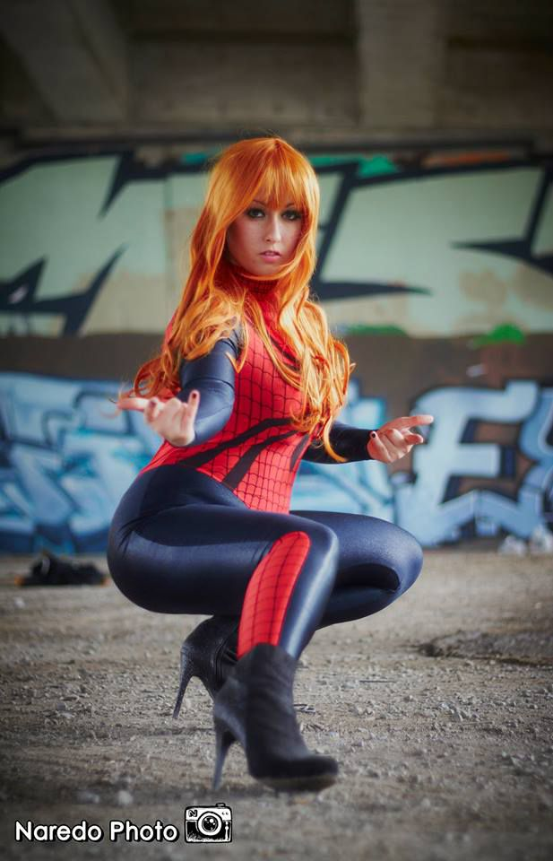 Mary-jane watson cosplay by kathou72.deviantart.com on ...