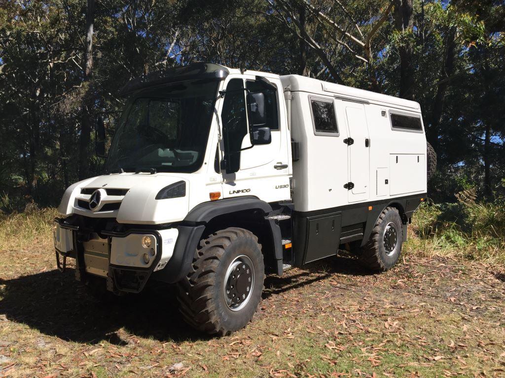Www Earthcruiser Net Au Expedition Vehicle Unimog Expedition Truck