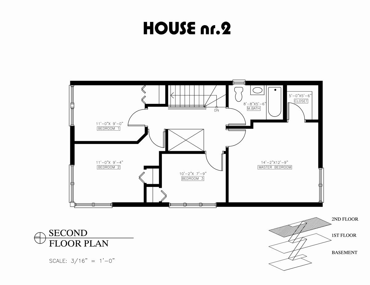 2br 1 Bath House Plans Lovely Greenline Homes House 2 in ...