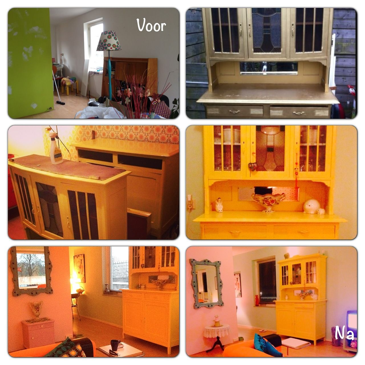 My budget home editie #6 - woonkamer make over - The Devil Wears Wibra